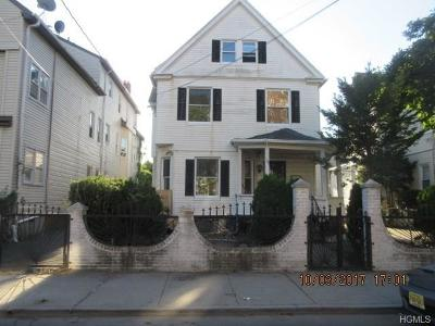 Mount Vernon Single Family Home For Sale: 308 South 4th Avenue
