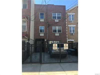 Bronx Multi Family 2-4 For Sale: 1215 Tinton Avenue