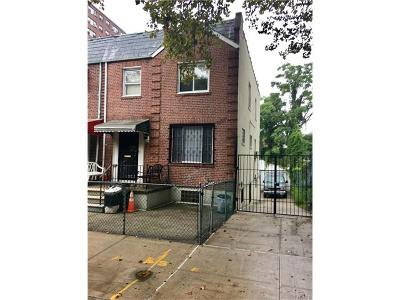 Bronx Single Family Home For Sale: 1027 Stratford Avenue