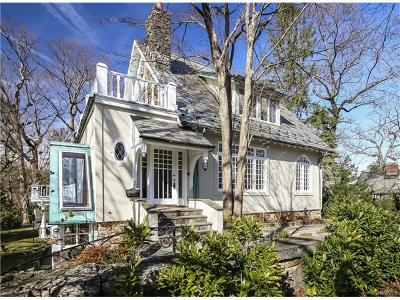 Scarsdale Single Family Home For Sale: 48 Glenwood Road