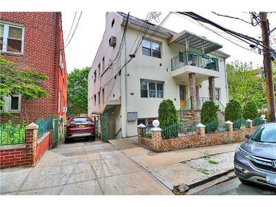 Bronx Multi Family 2-4 For Sale: 3258 Cambridge Avenue