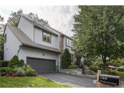 White Plains Single Family Home For Sale: 182 Woodbrook Road