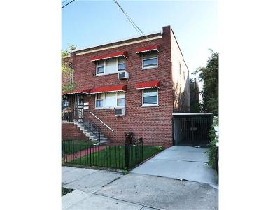 Bronx NY Multi Family 2-4 For Sale: $775,000