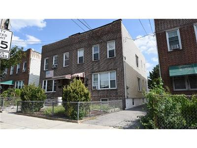 Bronx Multi Family 2-4 For Sale: 2850 Randall Avenue
