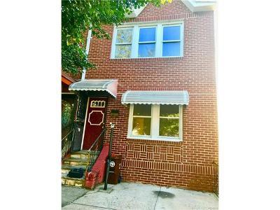 Bronx Multi Family 2-4 For Sale: 4322 Wickham Avenue