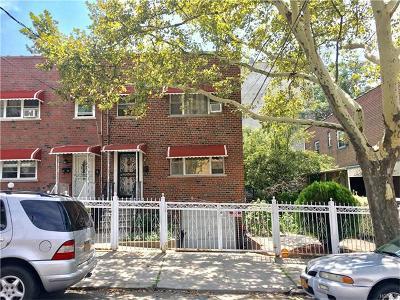 Bronx Multi Family 2-4 For Sale: 1382 Burke Avenue