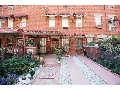 Bronx Multi Family 2-4 For Sale: 1838 Mohegan Avenue