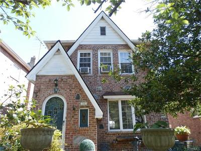 Yonkers Single Family Home For Sale: 86 Halstead Avenue