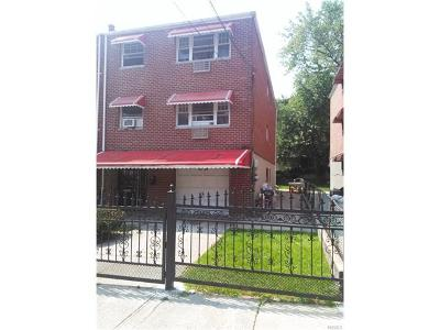 Bronx Multi Family 2-4 For Sale: 1330 East 224th Street