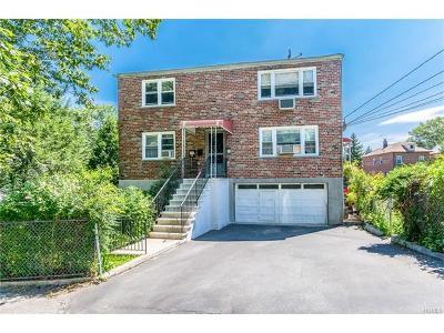Yonkers Multi Family 2-4 For Sale: 112 Hunts Bridge Road