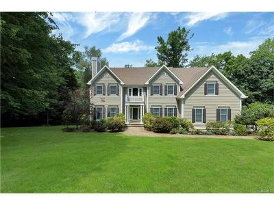 Cross River Single Family Home For Sale: 56 Lambert Ridge
