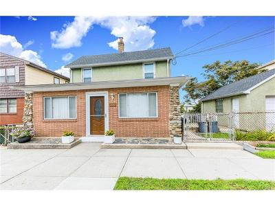 Yonkers Multi Family 2-4 For Sale: 233 Jessamine Avenue