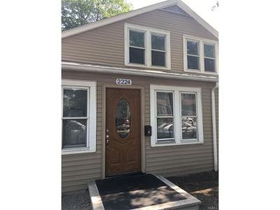 Bronx Multi Family 2-4 For Sale: 2224 Boller Avenue