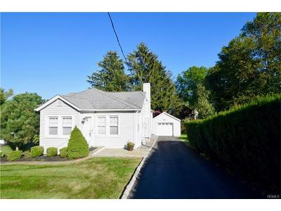 Nyack Single Family Home For Sale: 403 Cedar Avenue