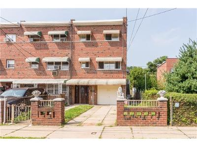Bronx Single Family Home For Sale: 461 Olmstead Avenue