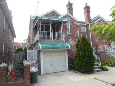 Bronx Multi Family 2-4 For Sale: 2313 Tenbroeck Avenue