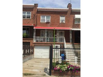 Bronx Multi Family 2-4 For Sale: 1041 East 222nd Street