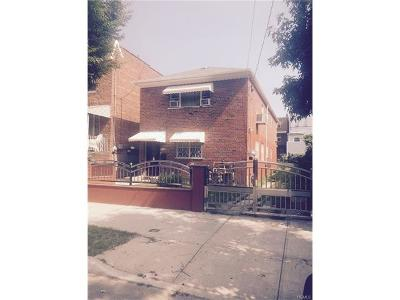 Bronx Multi Family 2-4 For Sale: 945 East 215 Street