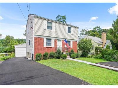 White Plains Single Family Home For Sale: 36 Cummings Avenue