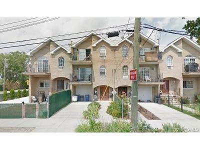 Bronx Multi Family 2-4 For Sale: 2459 Rohr Place