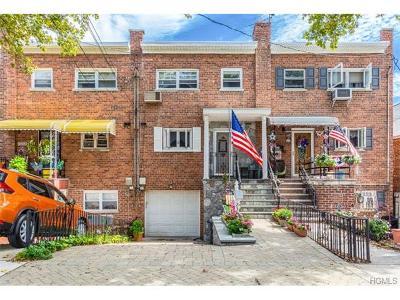Bronx Single Family Home For Sale: 236 Throggs Neck Boulevard