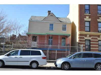 Bronx Residential Lots & Land For Sale: 2381 Lorillard Place