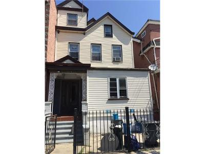 Bronx Multi Family 2-4 For Sale: 831 East 230th Street