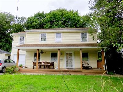 White Plains Single Family Home For Sale: 268 Old Kensico Road