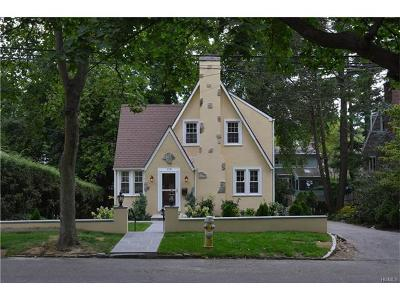 Eastchester Single Family Home For Sale: 119 Lawrence Avenue
