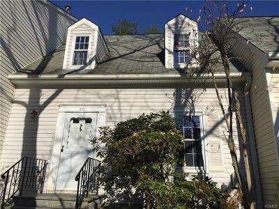 Westchester County Condo/Townhouse For Sale: 371 Carroll Close