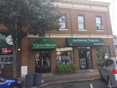 Ardsley Commercial For Sale: 466 Ashford Avenue