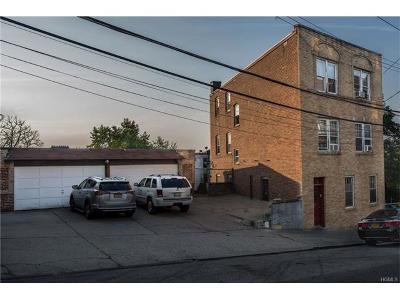 Yonkers Multi Family 2-4 For Sale: 228 Elm (Aka 1 Cliff St.) Street