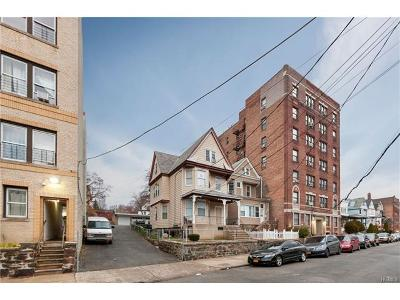 Yonkers Multi Family 2-4 For Sale: 185 Saratoga Avenue
