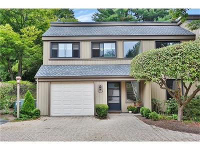 Somers Condo/Townhouse For Sale: 43 Heritage Hills #A