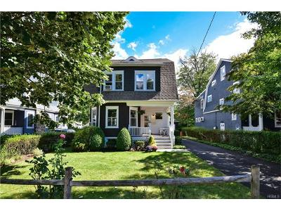 Larchmont Single Family Home For Sale: 11 Clark Court