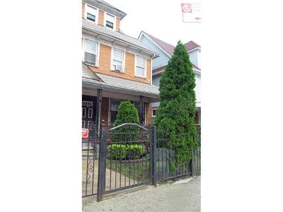 Brooklyn Multi Family 2-4 For Sale: 629 East 28th Street
