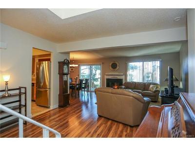 Nanuet Condo/Townhouse Sold: 272 Treetop Circle