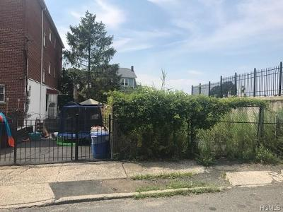 Bronx Residential Lots & Land For Sale: 1136 Revere Avenue