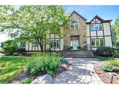 Single Family Home For Sale: 13 Zabriskie Terrace