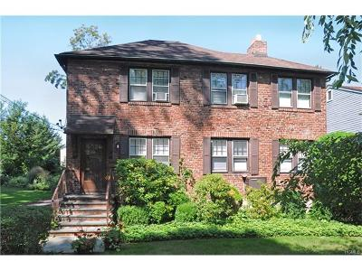 Dobbs Ferry Single Family Home For Sale: 9 Atilda Avenue