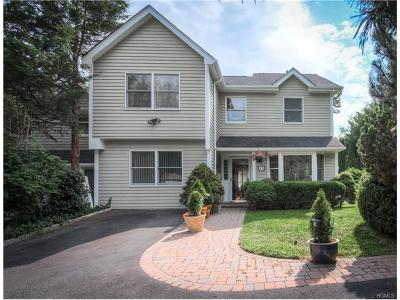 Nyack NY Single Family Home For Sale: $585,000