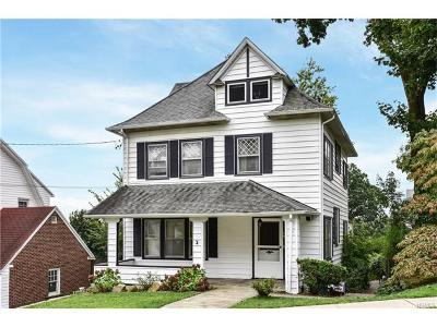 White Plains Single Family Home For Sale: 157 Chatterton Parkway