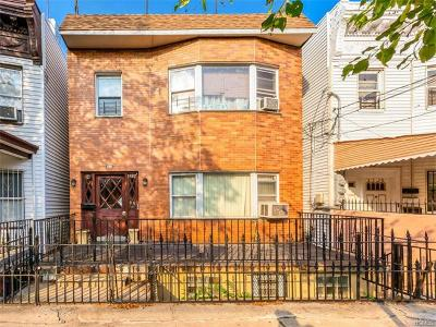 Multi Family 2-4 Sold: 1732 Garfield Street