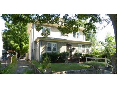 White Plains Multi Family 2-4 For Sale: 10 Longdale Avenue