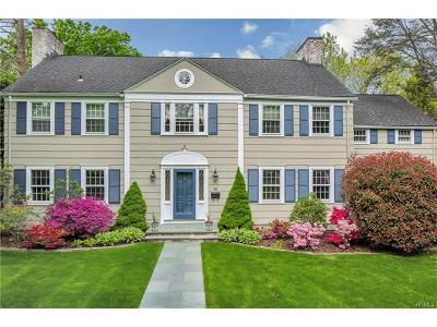 Bronxville Single Family Home For Sale: 15 Summit Avenue