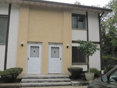 Condo/Townhouse For Sale: 500 Tudor Hill