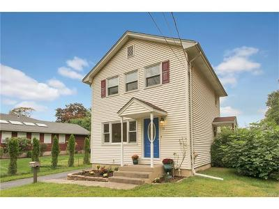 Tappan Single Family Home For Sale: 15 Grant Street