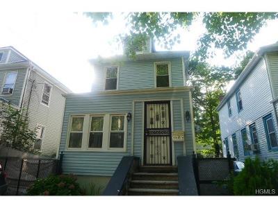 Bronx Single Family Home For Sale: 3687 Secor Avenue