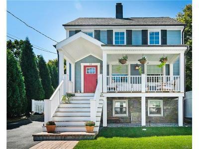 Irvington Single Family Home For Sale: 12 East Clinton Avenue