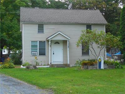 Wassaic Multi Family 2-4 For Sale: 3691 Route 22